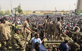 蘇丹變天 軍方宣布解除總統巴希爾職務