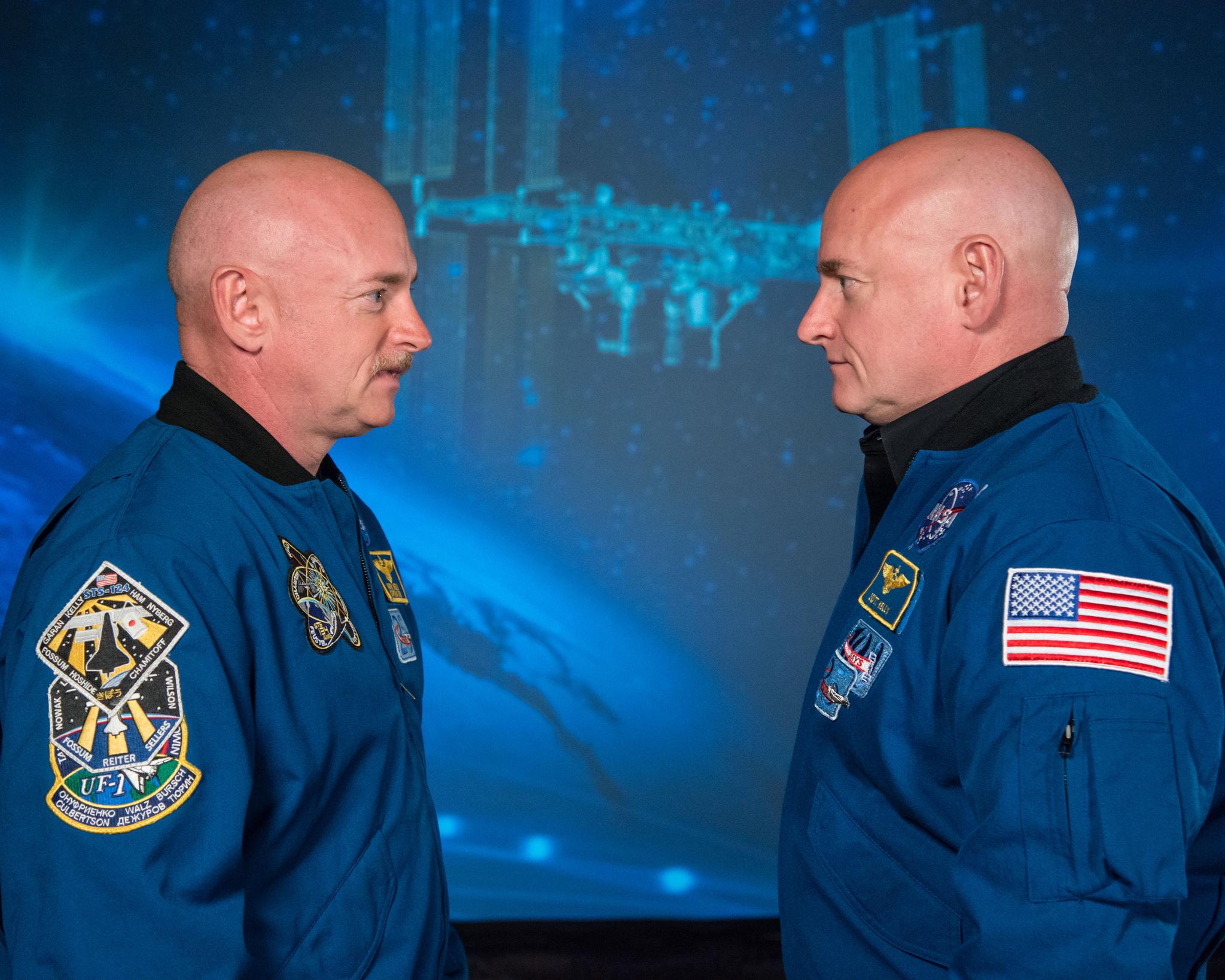 NASA雙胞胎研究 在太空待340天人體會怎樣
