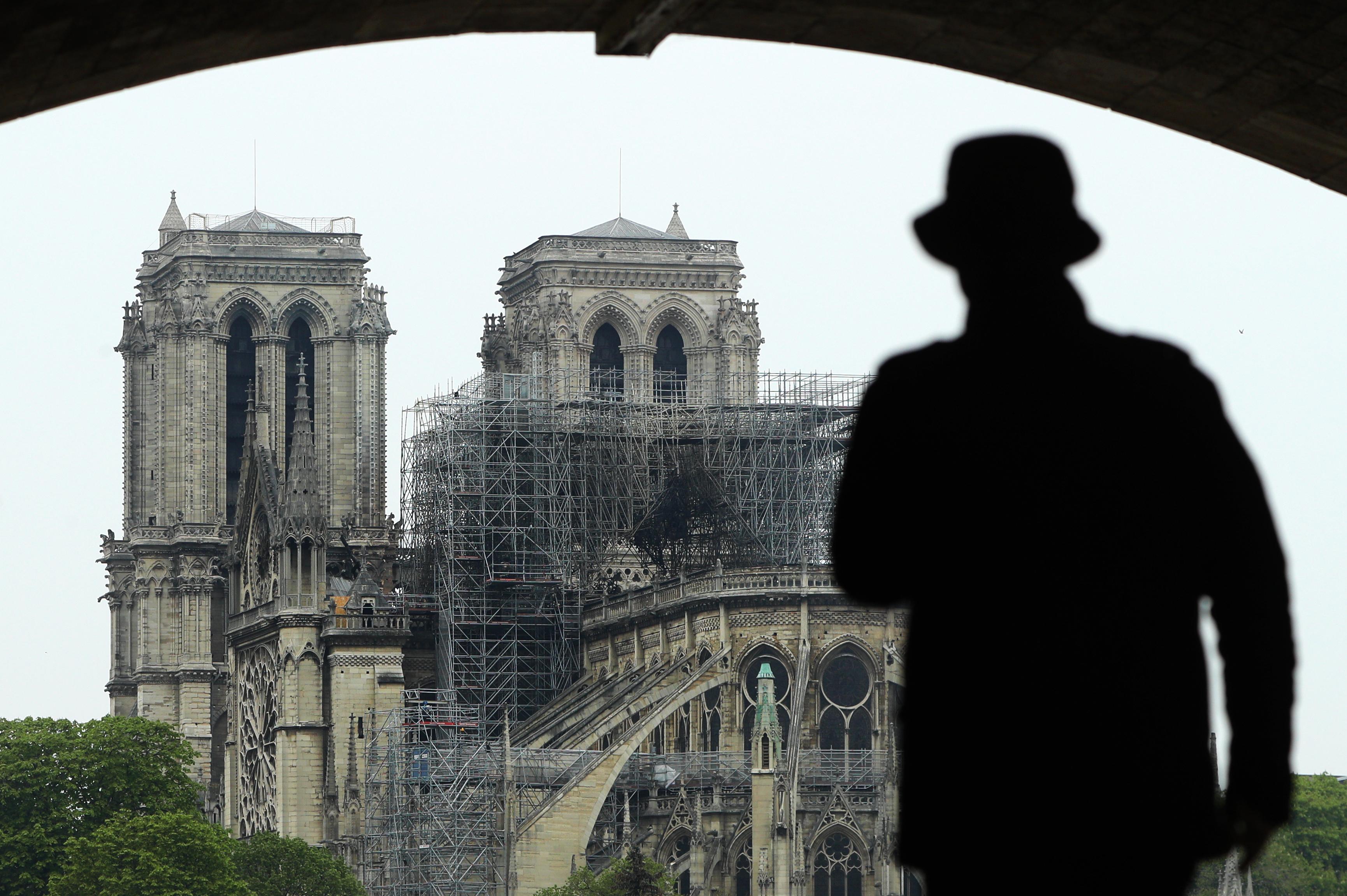 大陸詐騙新招:捐款可名列巴黎聖母院紀念牆