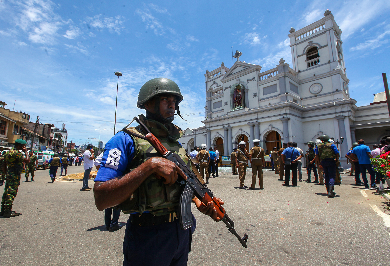 斯里蘭卡復活節恐襲 內戰後最嚴重流血事件