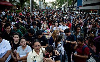 菲律宾发生6.3级强震 首都办公楼摇晃