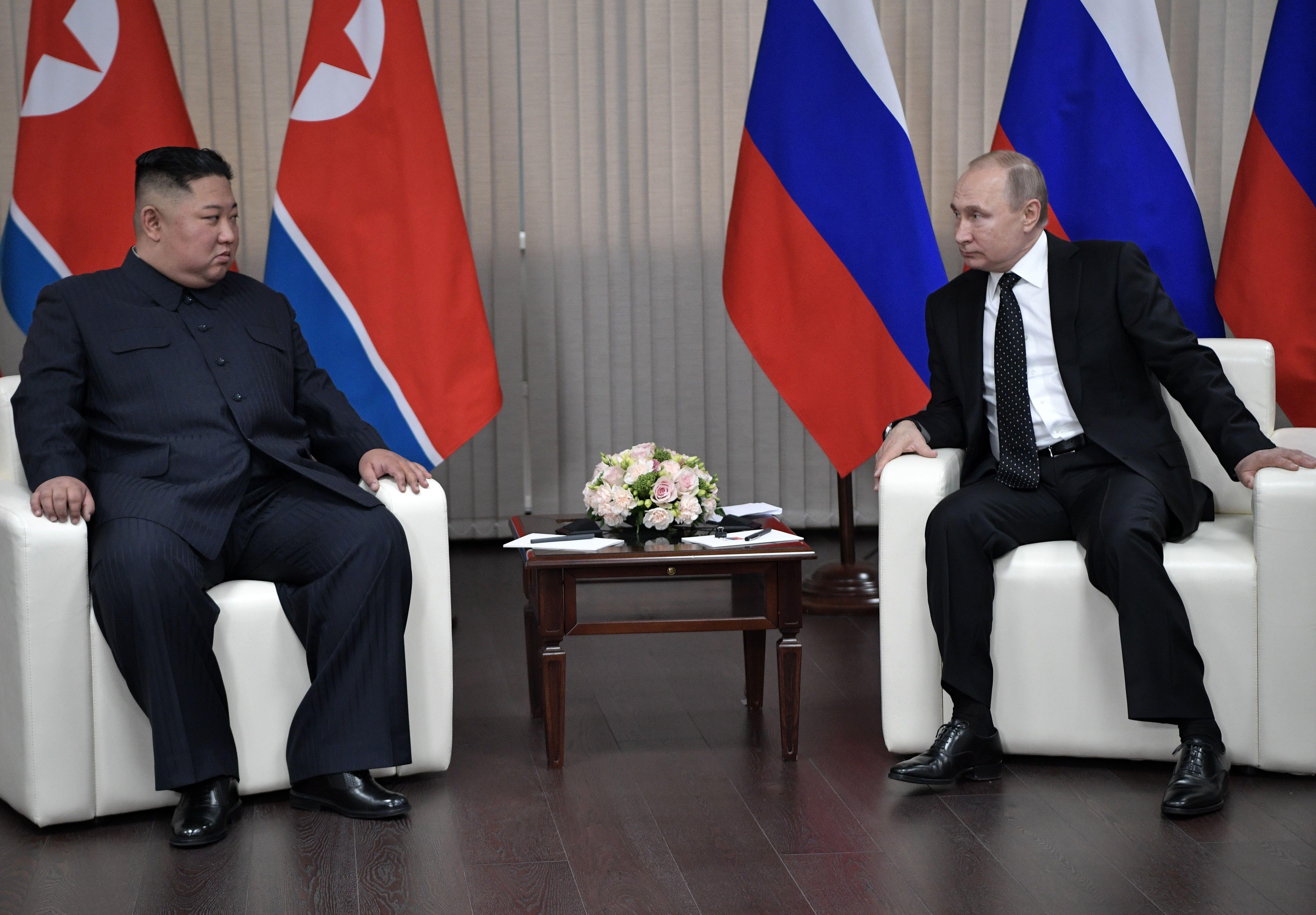 周曉輝:金正恩俄羅斯之行的兩大失落