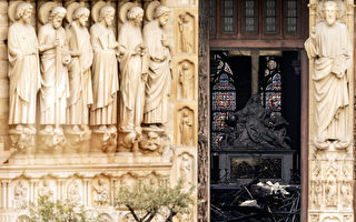 聖母院大火 消防員救下世紀珍寶的背後關鍵