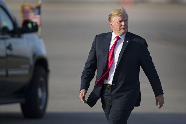 美国司法部4月18日公布通俄门调查穆勒报告,美媒分析文章满天飞,一则评论引起川普(特朗普)总统的关注,并在其推特账号分享。