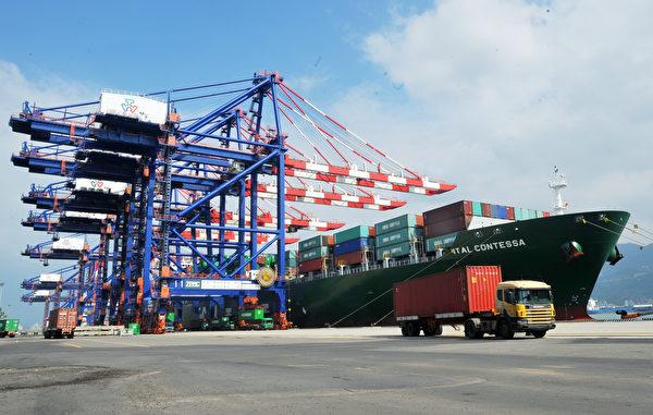 中美貿易戰正深刻影響著東南亞。(Mandy Cheng/AFP/GettyImages)