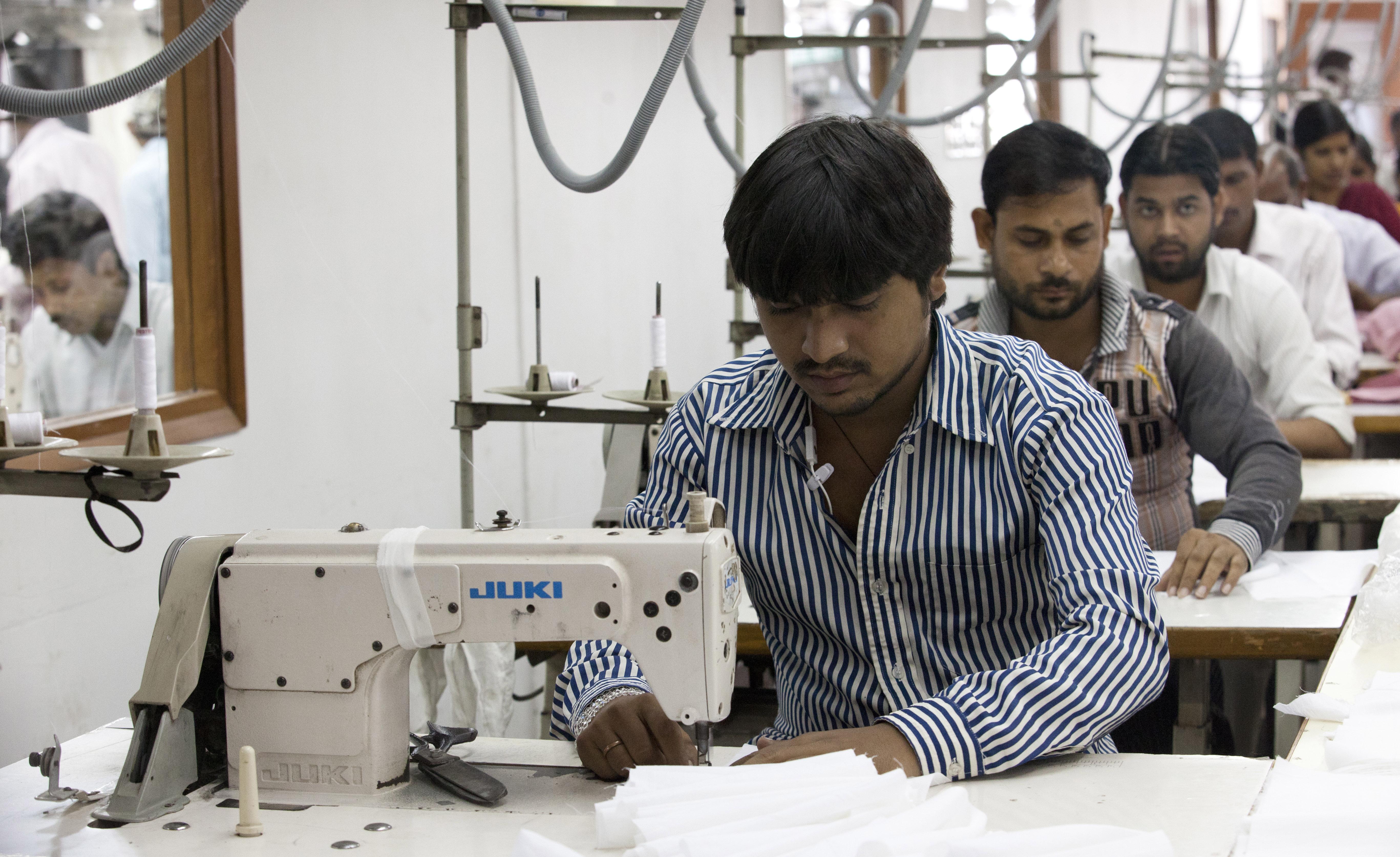 轉投資印度 數百家美商考慮自中國遷廠