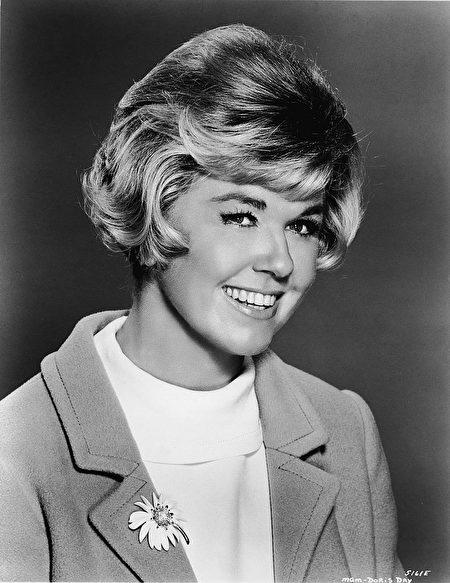 1966年的桃樂絲·黛。 (Hulton Archive/Getty Images)