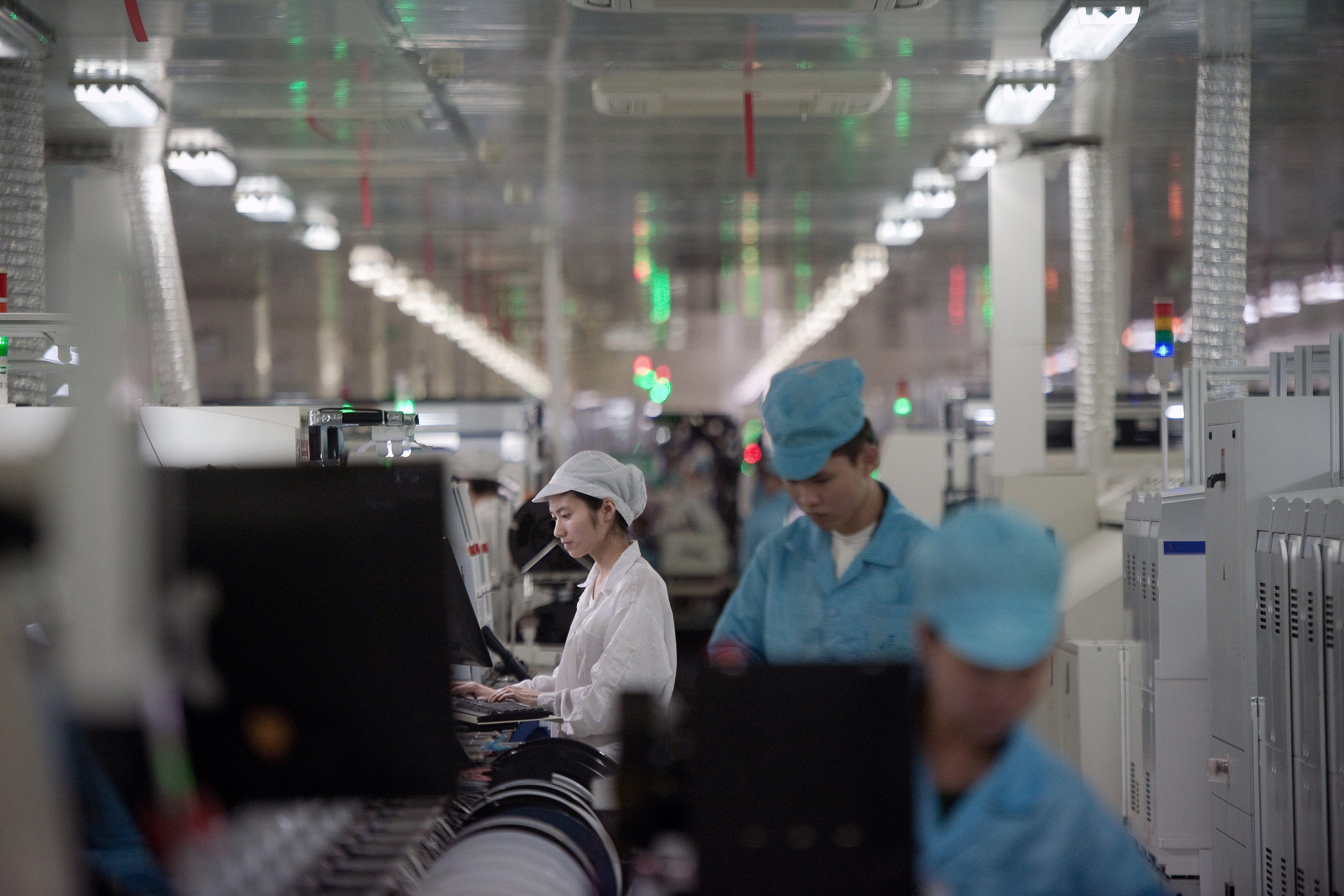 中興晉華和三安光電被美出口管制 有何不同