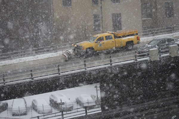 冬季末大风暴将至 或影响美国中部地区