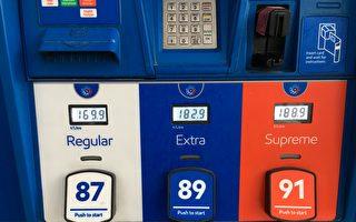 温哥华油价一周三破北美纪录 至$1.699/升