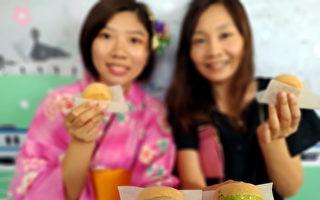 霜淇淋最中餅 醬味章魚燒 長榮大學試賣