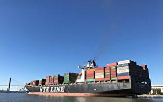 乔治亚州港口改善使数千企业受益