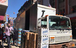 比白天节约运输成本30% 纽约提倡下班送货