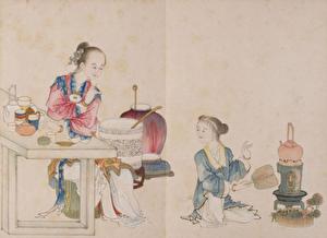 【闺阁雅趣】女子与茶二三事
