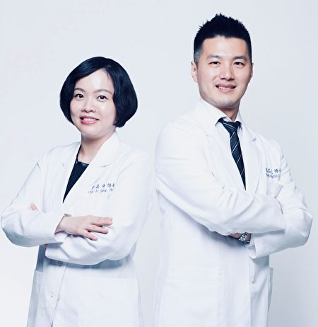 招名威与中原大学医工系教授曾嘉仪老师合组分子毒理与神经病理研究团队。