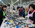 美中談判持續至今未有緩解跡象,外國企業陸續將供應鏈遷出中國;有報告指出,有六成美國大型跨國公司開始轉移在華供應鏈。(STR/AFP/Getty Images)
