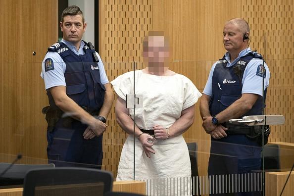紐西蘭槍案主嫌被控50宗謀殺罪 4月5日過堂
