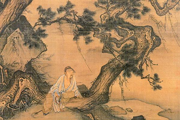 古時候修道,都是師父找徒弟,而不是徒弟找師父。(公有領域)