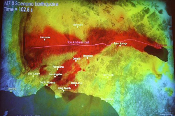 """新研究发现加州近200万次""""隐震"""""""