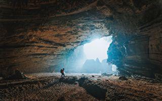 世界最大洞穴越南山水洞 內部隱藏暗河系統