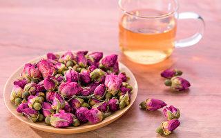 玫瑰花茶緩解壓力又養顏 這樣喝功效加倍