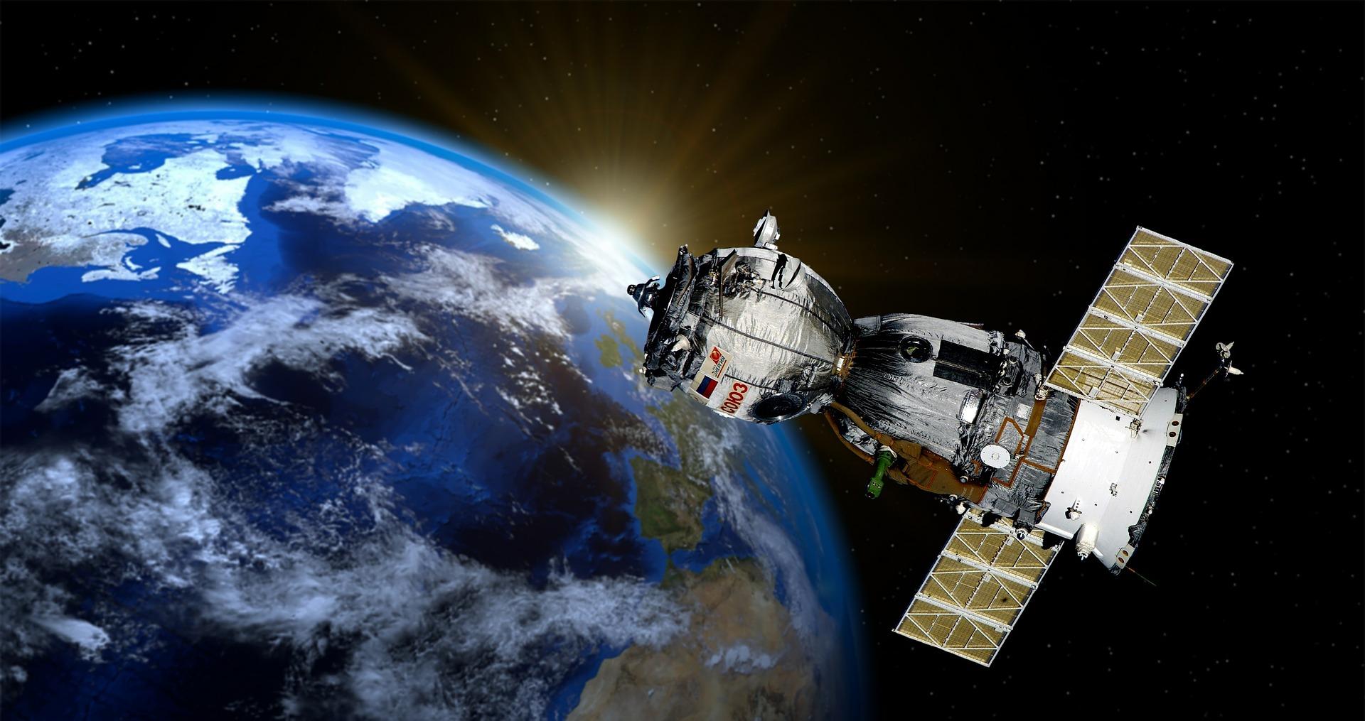 美媒曝中共如何鑽規管漏洞 使用美製衛星