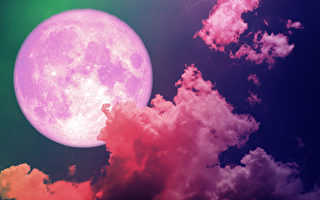 """周五耶稣受难日 """"粉红月亮""""将现身"""