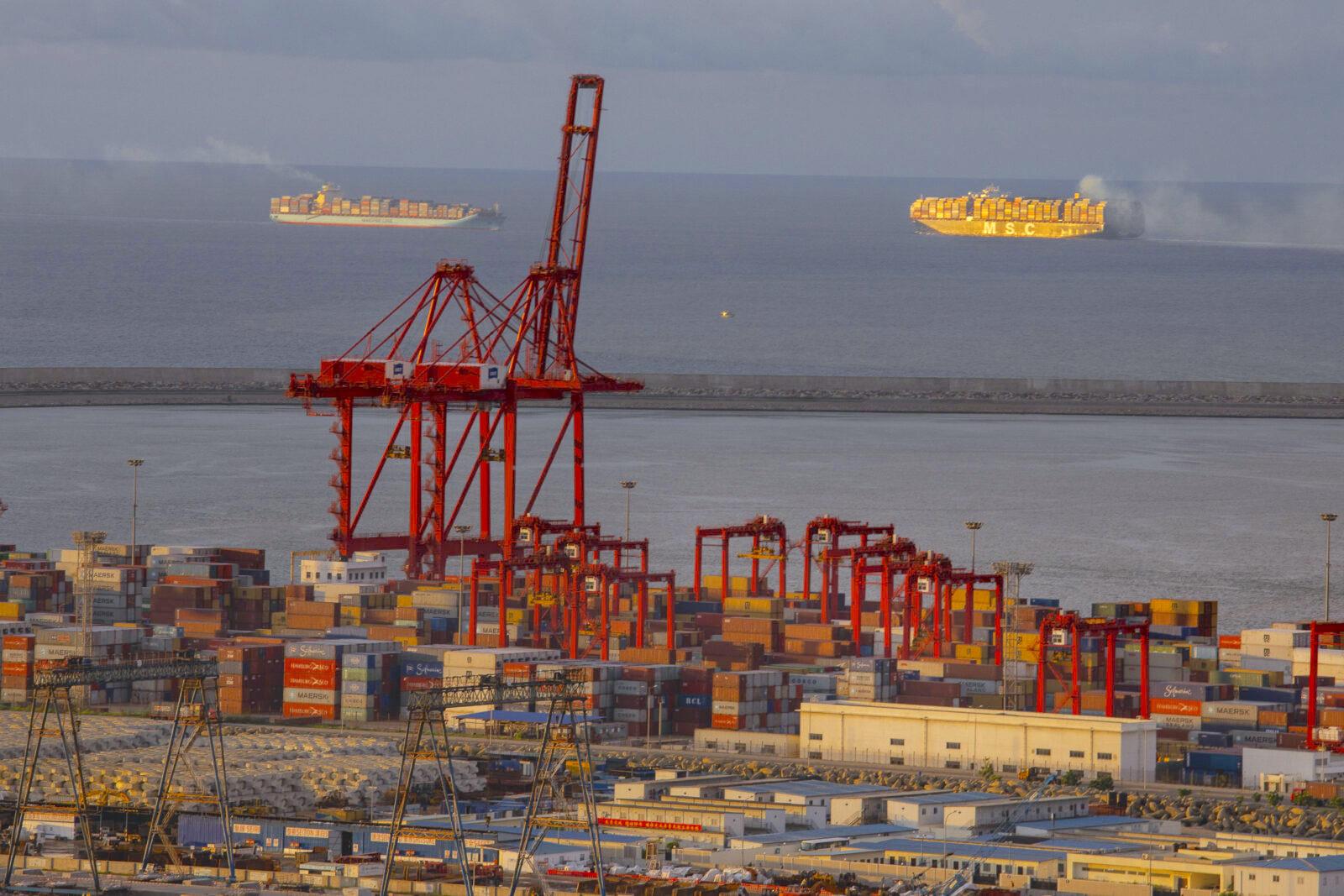 對抗一帶一路 日本和印度發展科倫坡港口
