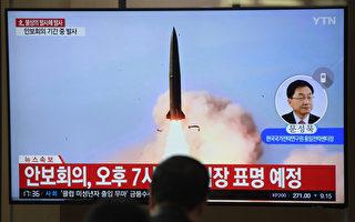 朝鲜射短程导弹10分钟后 美试射洲际导弹
