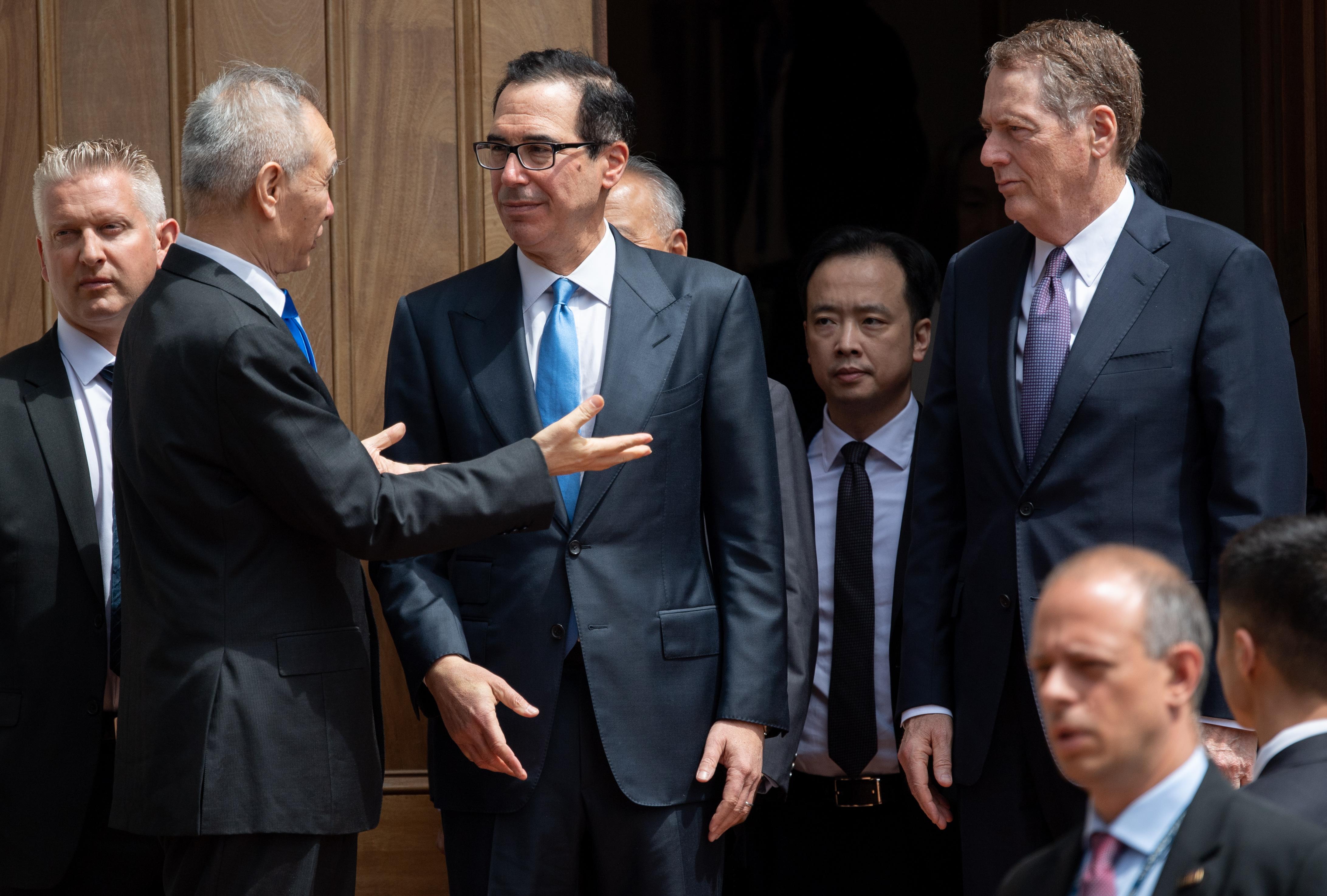 【新聞看點】邊打邊談?美徵關稅北京虧大了