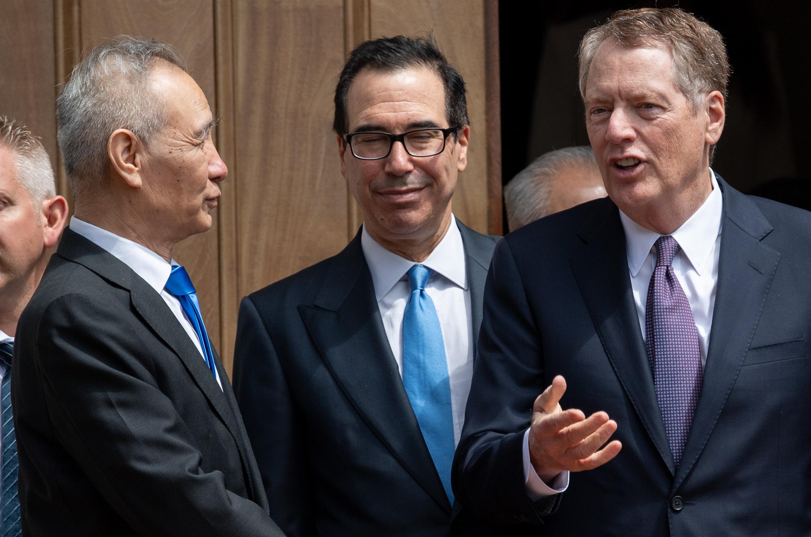 金言:中美貿易戰 中共招數大全