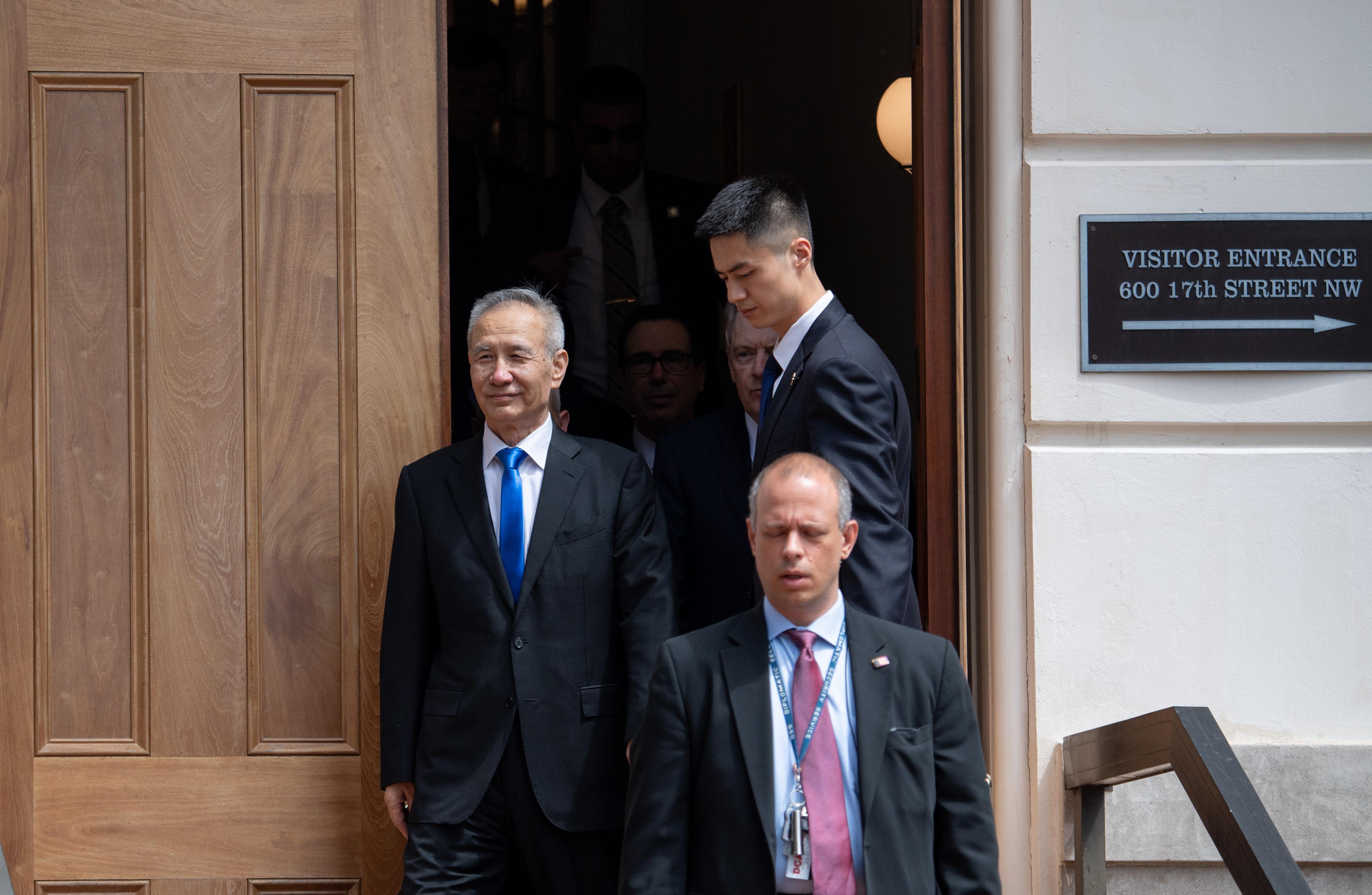 中美談判無果而終 分析:戰略較量是根本