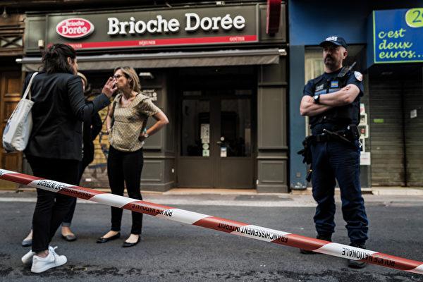 法國里昂炸彈事件主要嫌疑人被捕