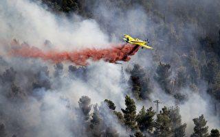 卑詩中部山火 進入緊急狀態 居民緊急疏散