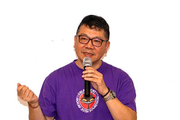 """""""黑猫中队""""导演:纪念最有种的台湾人"""