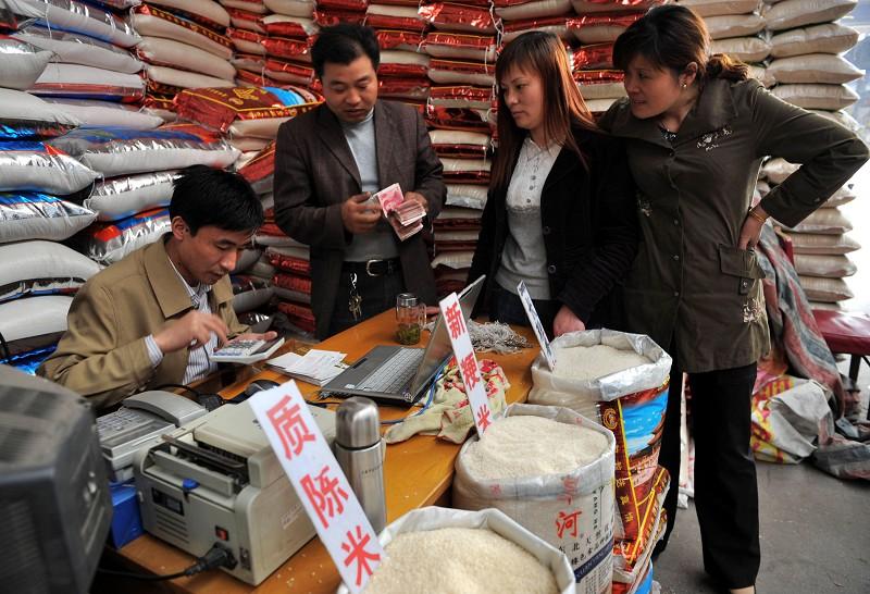 貿易戰關鍵時刻 中共再下令查糧食庫存