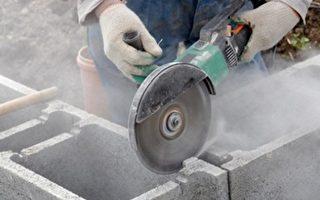 防致命二氧化矽粉塵 維州禁「乾切」人造石板