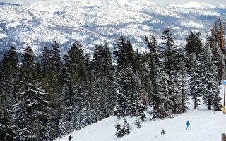 加州塞拉山積雪充足   可能引發洪水