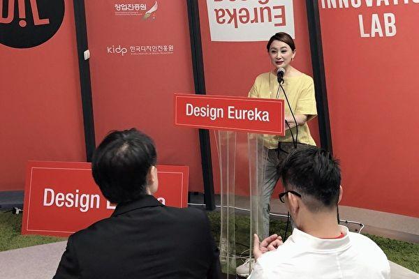 陈亚兰日前赴首尔大学参访。