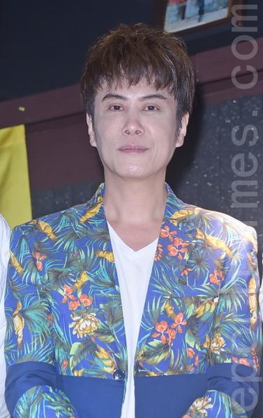 """台语情歌创作才子江志丰 新专辑""""心乱如麻""""发片记者会"""