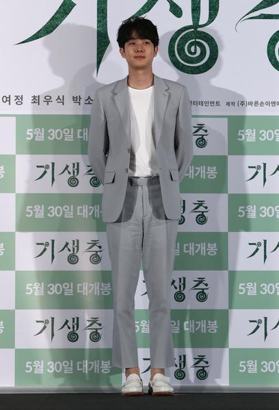 Parasite,Choi Woo-shik
