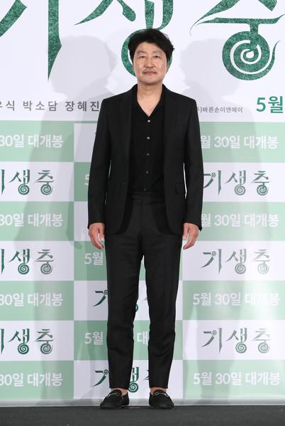 Parasite,Song Kang-ho