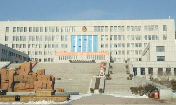 遼寧本溪監獄。(明慧網)