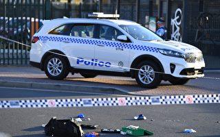 持大刀在车站外威胁警察 悉尼男被开枪打伤