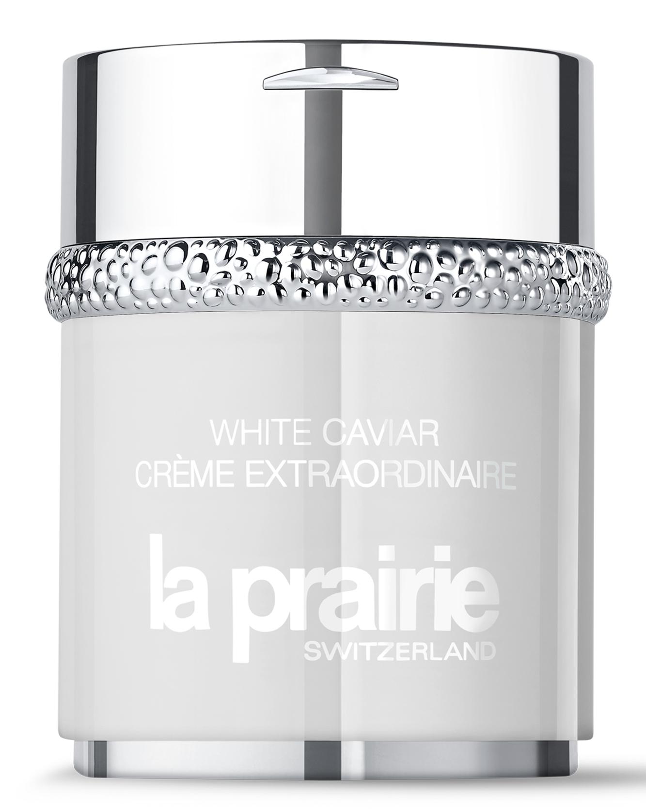 La Prairie莱珀妮纯皙White Caviar系列