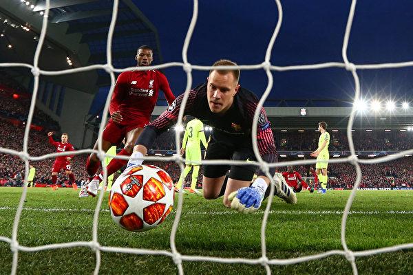 利物浦4球大勝巴薩進歐冠決賽