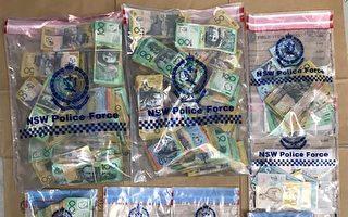 涉嫌走私市值190萬元冰毒 一悉尼女子被捕