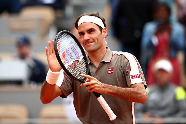 四年後重返羅蘭加洛斯 費德勒獲法網首勝