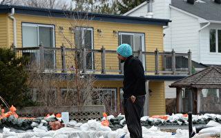 安大略湖水位创历史新高 多伦多岛面临洪水威胁