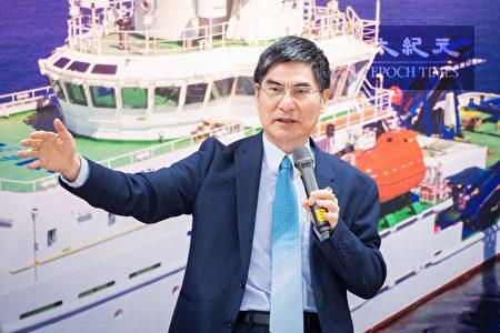 科技部长陈良基17日出席励进研究船首航成果发表记者会时表示,未来将有助于地震灾害预防、提升天气预报准确度及增加海底天然气开采的可能性。